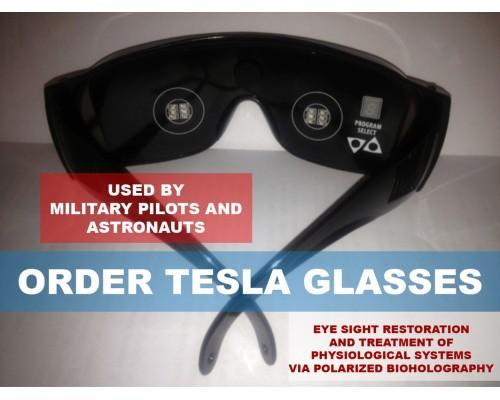 TESLA GLASSES BASIC